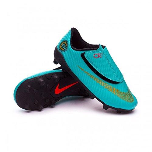 Nike Jr Victoire Mercurial Fg Vi Cr7 - 852.489.401 - Blanc - Es-rozmiar: 33,0