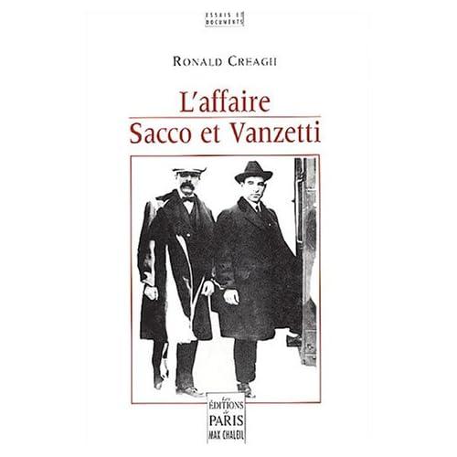 L'Affaire Sacco et Vanzetti
