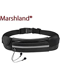 Mobile Belt For Running Men/Women Universal Sports Running Workout Fitness Waist Pocket Belt Water Proof For All...