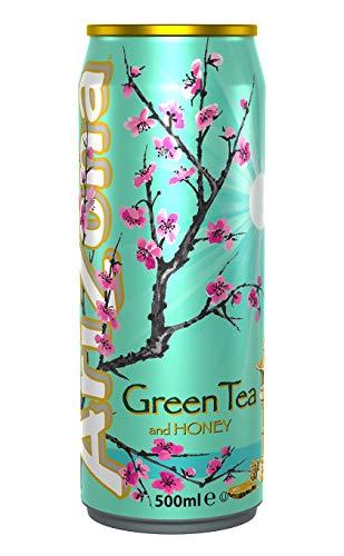 12 x Arizona Green Tea & Honey Dosen (12 x 0,5 L) (Deutschland (inkl. DPG Pfand))