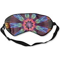 Colorful Cool Pattern Sleep Eyes Masks - Comfortable Sleeping Mask Eye Cover For Travelling Night Noon Nap Mediation... preisvergleich bei billige-tabletten.eu