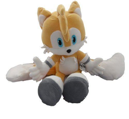 Official Sega Tails 30cm Soft Toy (Sonic Character)
