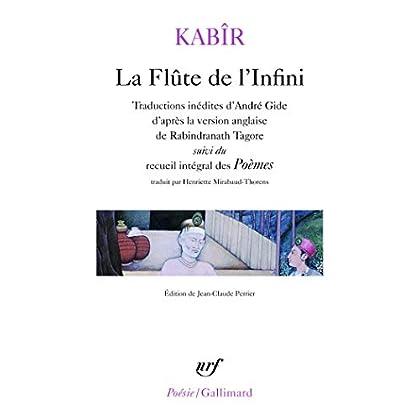 La Flûte de l'Infini/Poèmes