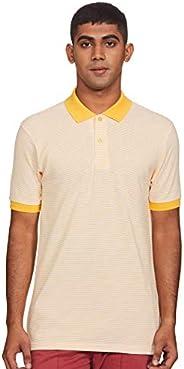 Amazon Brand - Symbol Men's Regular Polo S