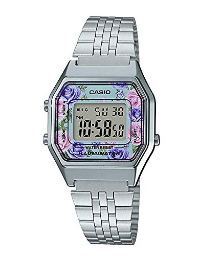 Casio Collection Damen-Armbanduhr LA680WEA-2CEF