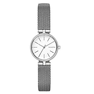 Skagen Womens Analogue Quartz Watch with Stainless Steel Strap SKW2642