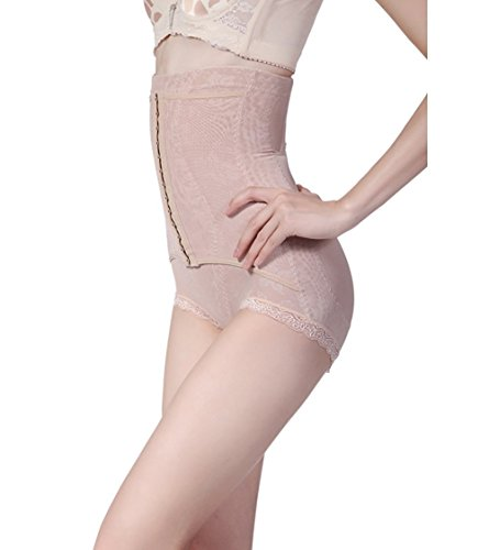 Body Shaper Girovita Corsetto Donna Hot Shapers Beige