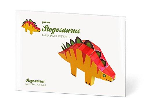 Stegosaurus Postkarten selbst gestalten