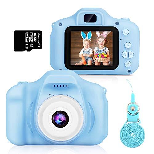 Cámara Niños,Hommie cámara Video 1080p