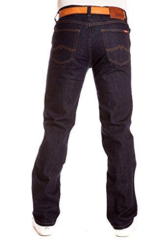 Mustang Herren Jeans BASIC Straight Leg Stretch Herrenjeans 590 rinse washed