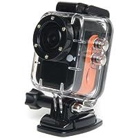 Isaw A1 Caméscope portable HD étanche Noir