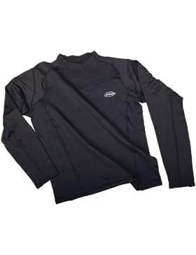 Finis 1.05.048.06 - Protección de camisa unisex, color negro, talla K