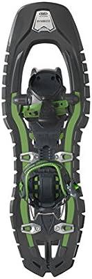 Tsl symbioz Motion L el calzado de nieve, titanio, L raqueta