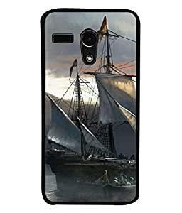 Fuson Designer Back Case Cover for Motorola Moto G :: Motorola Moto G (1st Gen) :: Motorola Moto G Dual (Artistic work beautiful floral painting)