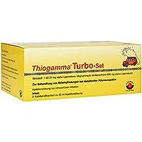 THIOGAMMA Turbo Set Injektionsflaschen 250 ml Injektionsflaschen preisvergleich bei billige-tabletten.eu