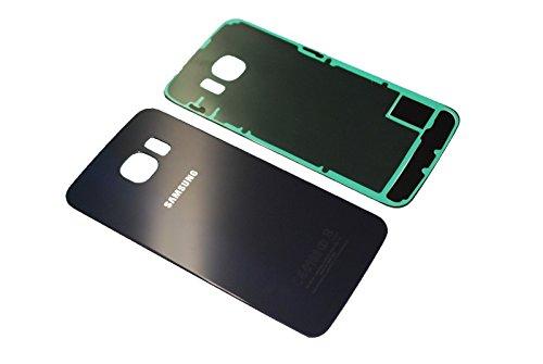Samsung G925 F Galaxy S6 Edge Battery Akku Cover Deckel Schale Original Neu blau