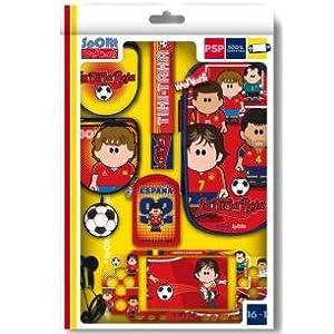 Indeca Kit Weenicons Spanien für PSP/PSVita