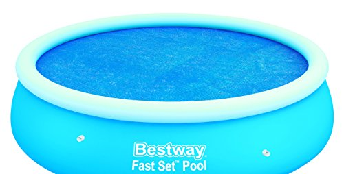 Bestway 58060 - Cubierta solar para piscina 8'  x  26