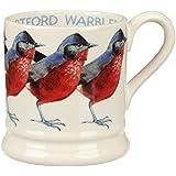 Dartford Warbler Half Pint Mug