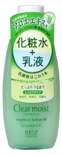 Clear Moist Essence Lotion M - 180ml
