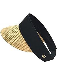 FUWUX Sombrero de Verano Sombrero de Copa vacío Sombrero de Copa sin  Sombrero de Copa Superior c2ba421b8a4