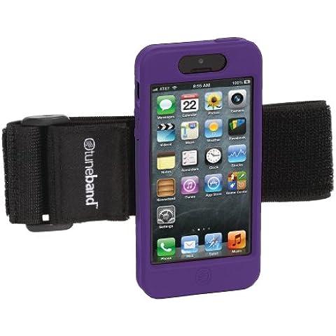 Grantwood Technology, di alta qualità per iPhone 5 con fascia da braccio sport con 2 maniglie e due protezione per schermo