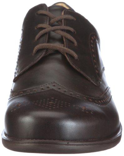 Ganter Greg Weite G 1-257211-0100, Chaussures à lacets homme Marron/espresso