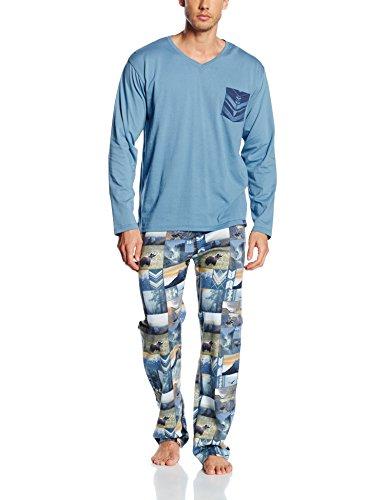 Arthur Pyjama Interlock, Set Abbigliamento Sportivo Uomo