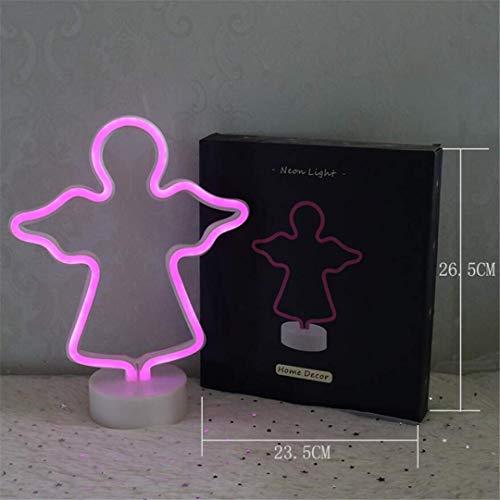 MTX Ltd Korea Weiche Schwester Mädchen Herz Neon Liebe Engel Herzförmigen Dekorativen Lichter Kaktus Lichter Foto Requisiten