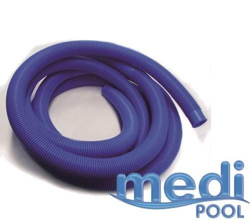 1,10m Schwimmbadschlauch 32mm (5/4') blauer Schlauch für Schwimmbad Schwimmbecken Pool Gartenpool...