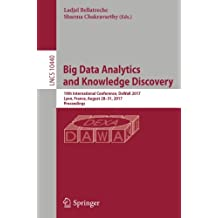 Big Data Analytics and Knowledge Discovery: 19th International Conference, DaWaK 2017, Lyon, France, August 28-31, 2017, Proceedings (Lecture Notes in Computer Science)