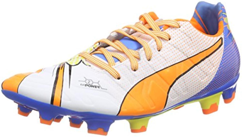 Puma Evopower 2.2 Pop FG - Zapatillas de Fútbol de Material sintético Hombre
