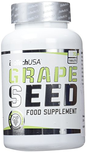 Biotech Grape Seed Vitaminas y Minerales - 70 Tabletas