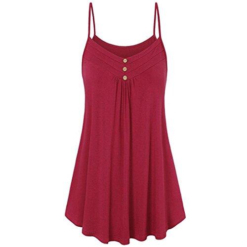 Blusas Camisetas Mujer , ❤️ Amlaiworld Blusas sexys de mujer verano talla...