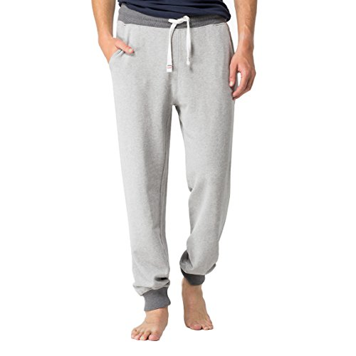 Tommy Hilfiger Track Clothing (Small, Tabb Pant Grey) -