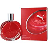 Puma Urban Motion Women EDT Spray 90ml, 1er Pack (1 x 90 ml)