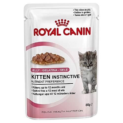 ROYAL CANIN Cibo Umido per Gattini Instinctive - 1020 gr