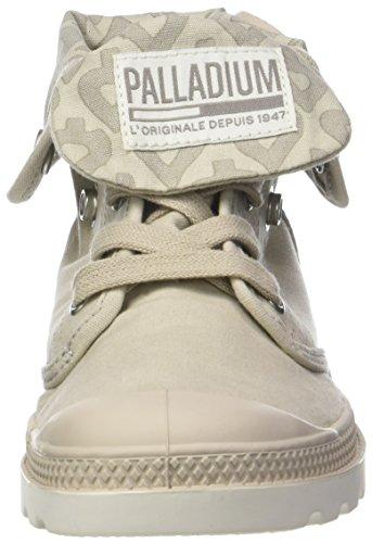 Palladium Baggy Low LP Femme, Sneaker a Collo Alto Donna Grigio (String J13)