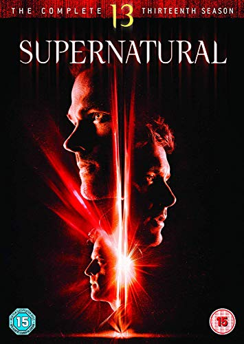 Supernatural: Season 13 [DVD] [2...