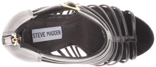 Steve Madden Marnee Sandale Black