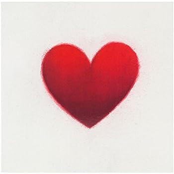Hallmark Blank Card Love Medium