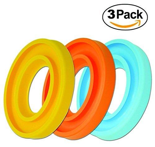 Bobbin Saver/Organisatoren 3Pack (3Farben) für Metall oder Kunststoff Nähen Spulen-Jeder kann bis zu 30Spulen -