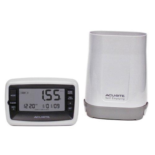 Wireless Rain Sensor (AcuRite 00899Deluxe Wireless Rain Gauge)