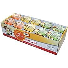 vegetarische Brotaufstriche - 50 Portionen á 25gr.