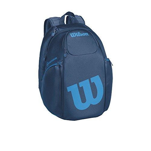 Wilson Vancouver Schläger Tasche, ultra Collection–Rucksack (blau)