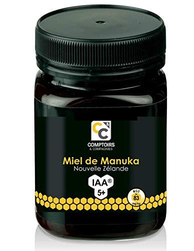 Manuka Honig, UMF 5+ Glas mit 500g -