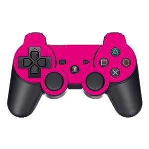 Disagu Design Skin für Sony PS3 Controller – Motiv Pink