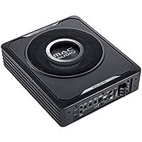 Mac Audio D11044320 Micro Cube 108d, 500 W Underseat Subwoofer Negro