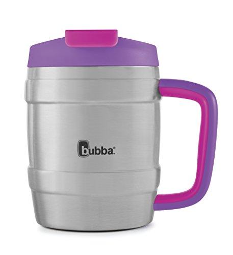 BUBBA Keg 20oz Juicy Grape Insulated Stainless Steel Leak-Proof Desk Travel Mug - Leak-proof Insulated Travel Mug