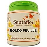 Santaflor - Boldo feuille - gélules240 gélules gélatine végétale